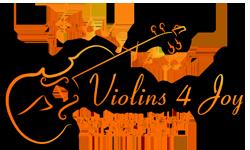 violins for joy